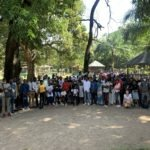 Les bénévoles au Jardin zoologique
